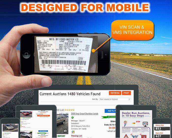 Car Auction Apps >> Auction Simplified Auto Auction Software