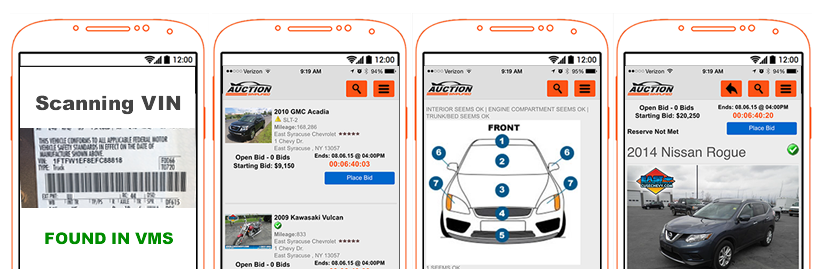 Car Auction Apps >> Car Auction Software Run Your Own Private Wholesale Auction